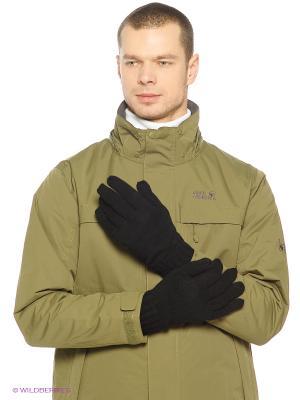 Перчатки TOM TAILOR. Цвет: черный