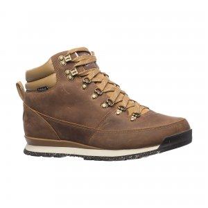 Ботинки BACK-TO-BERKELEY REDUX LEATHER NORTH FACE. Цвет: черный, коричневый, коричневый, серый