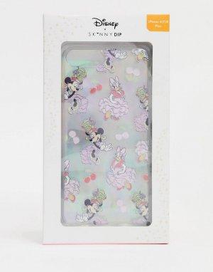 Чехол для iPhone 6/6S/7/8 PLUS от X Disney-Мульти Skinnydip