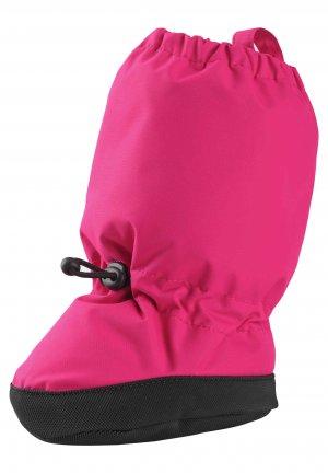Пинетки Antura Розовые Reima. Цвет: розовый