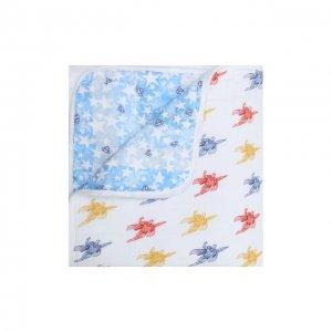 Одеяло Aden+Anais. Цвет: разноцветный