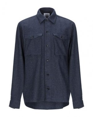Pубашка LIBERTINE-LIBERTINE. Цвет: темно-синий