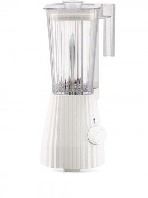 Электрический блендер Plissé Alessi. Цвет: белый