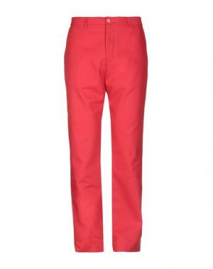 Повседневные брюки NAPAPIJRI. Цвет: розовый