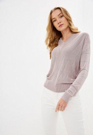 Пуловер Conso Wear. Цвет: розовый