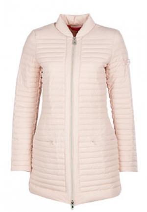 Куртка PEUTEREY. Цвет: розовый