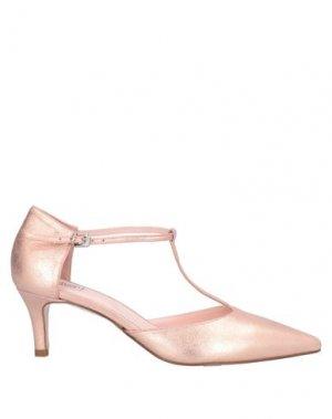 Туфли STUDIO SPIGA. Цвет: розовый