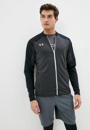 Олимпийка Under Armour UA Ms Qualifier Hybrid Warm-Up Jacket. Цвет: серый