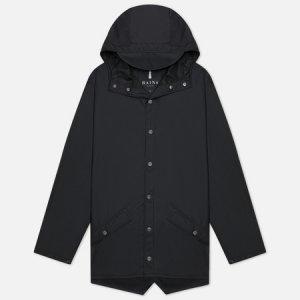 Мужская куртка дождевик Jacket Rains. Цвет: чёрный