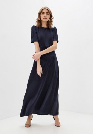 Платье 2nd Day. Цвет: синий