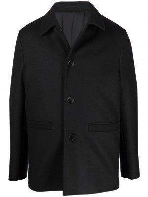 Однобортное пальто Filippa K. Цвет: черный