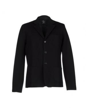Пиджак MAJESTIC HOMME. Цвет: черный