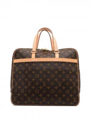 Портфель Pegase 2007-го года Louis Vuitton. Цвет: коричневый