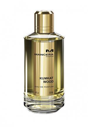 Парфюмерная вода Mancera KUMKAT WOOD 60 мл. Цвет: прозрачный