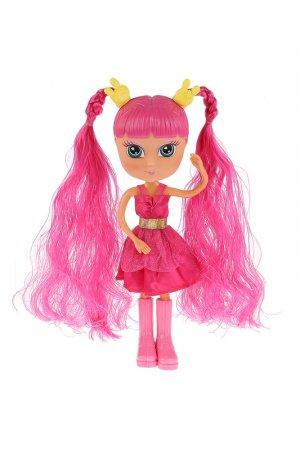 Кукла Сабина Карапуз. Цвет: розовый