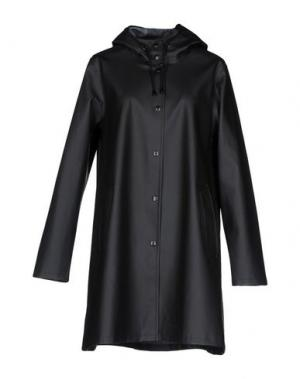 Легкое пальто STUTTERHEIM. Цвет: черный