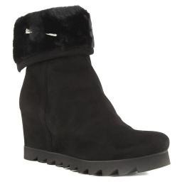 Ботинки WDI85LWF черный LORIBLU