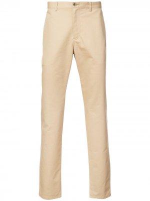 Классические брюки чинос A.P.C.. Цвет: нейтральные цвета