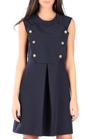 Платье Joins. Цвет: dark blue