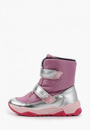 Ботинки Bartek 64077W. Цвет: фиолетовый