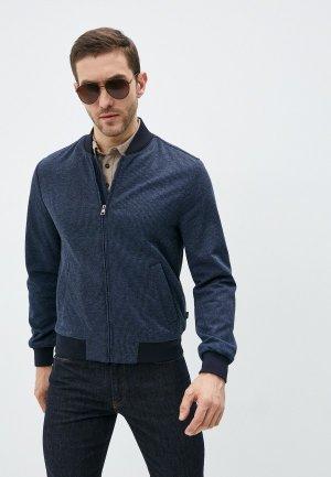 Куртка Lab. Pal Zileri. Цвет: синий