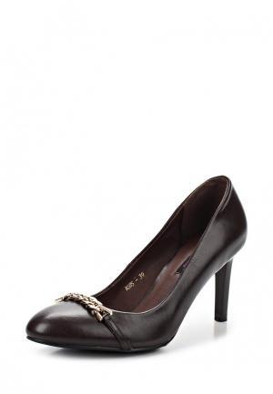 Туфли ARZOmania. Цвет: коричневый