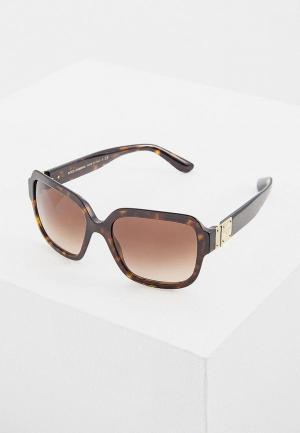 Очки солнцезащитные Dolce&Gabbana DG4336 502/13. Цвет: коричневый
