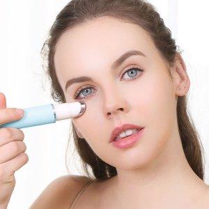 Инструмент для ухода за глазами и губами SHEIN. Цвет: синий