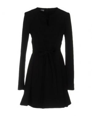 Короткое платье GRINKO. Цвет: черный