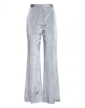 Повседневные брюки SONIA RYKIEL. Цвет: серый