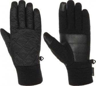 Перчатки женские , размер 6,5 Outventure. Цвет: черный