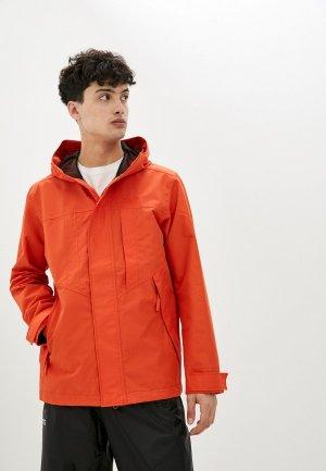 Куртка Jack Wolfskin BALDOCK JACKET M. Цвет: оранжевый