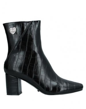 Полусапоги и высокие ботинки GAI MATTIOLO. Цвет: черный