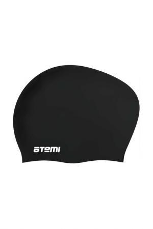 Шапочка для плавания Atemi. Цвет: черный