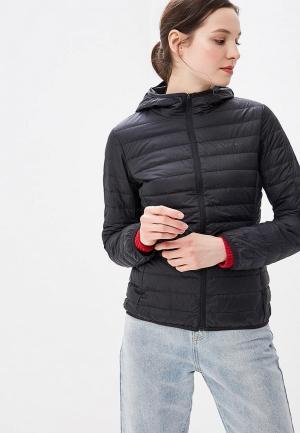 Куртка утепленная Anta Outdoor Urban. Цвет: черный