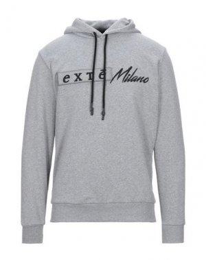 Толстовка EXTE. Цвет: серый