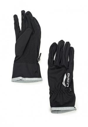 Перчатки Li-Ning AUSTEN. Цвет: черный