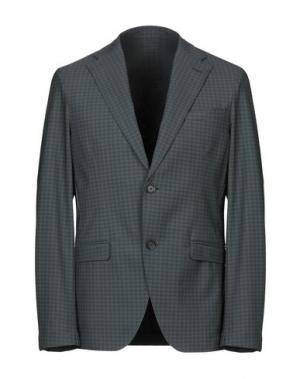 Пиджак TRAIANO. Цвет: темно-зеленый