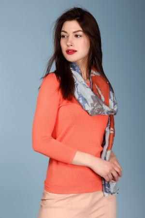 Пуловер Taifun. Цвет: оранжевый