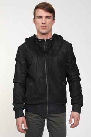 Куртка кожаная Muubaa. Цвет: не указан