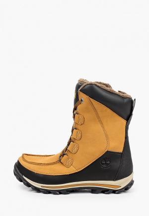 Ботинки Timberland MUKLUK 8 Waterproof Boot. Цвет: коричневый