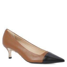 Туфли  COD DECOLLETE T.50 коричневый FURLA