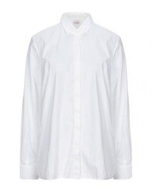 Pубашка AND. Цвет: белый