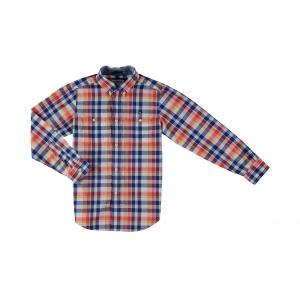 Рубашка Lacoste. Цвет: красный