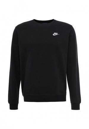 Свитшот Nike MENS SPORTSWEAR CREW. Цвет: черный