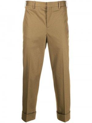 Классические брюки чинос Neil Barrett