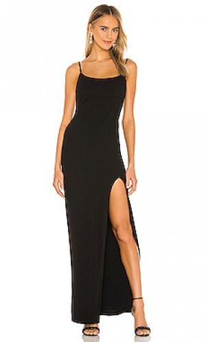 Вечернее платье bailey Nookie. Цвет: черный