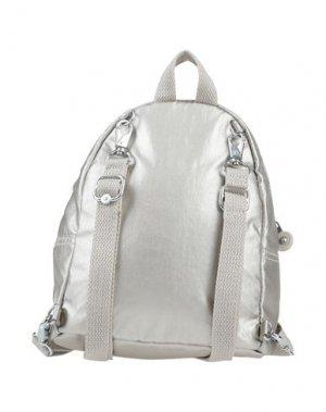 Рюкзаки и сумки на пояс KIPLING. Цвет: бежевый