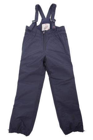 Утепленные брюки Canadiens. Цвет: синий