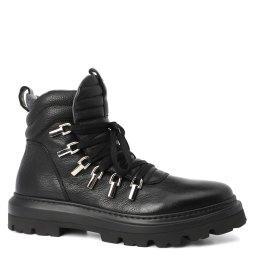 Ботинки QU13 черный 4US CESARE PACIOTTI